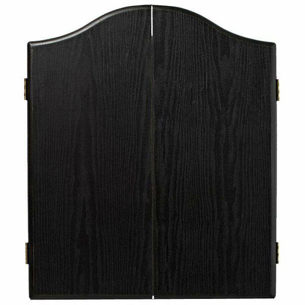 Dartboard Cabinet Winmau Plain Black