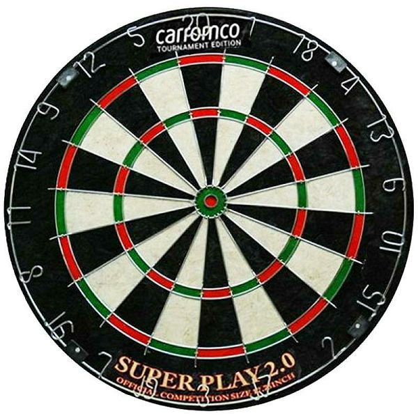 Dartboard Carromco Super Play 2.0