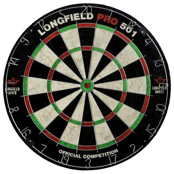 Dartboard Longfield Pro 501