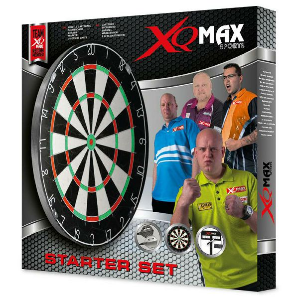 Dartboard Starter Set XQMax
