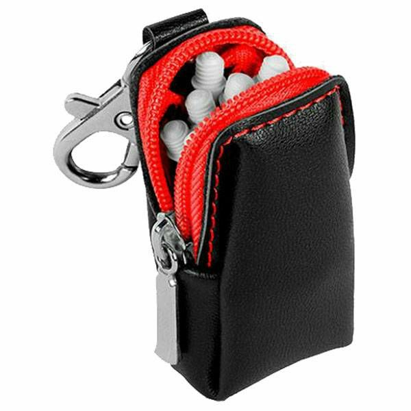 Daytona Tip Case Black & Red