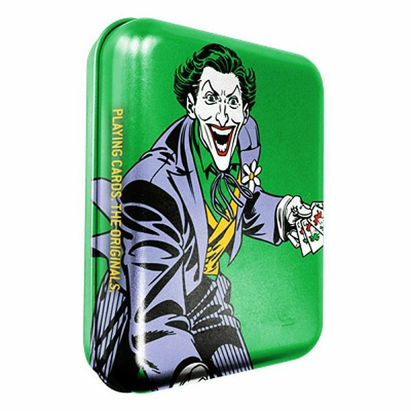 DC Super Heroes Joker Playing Cards