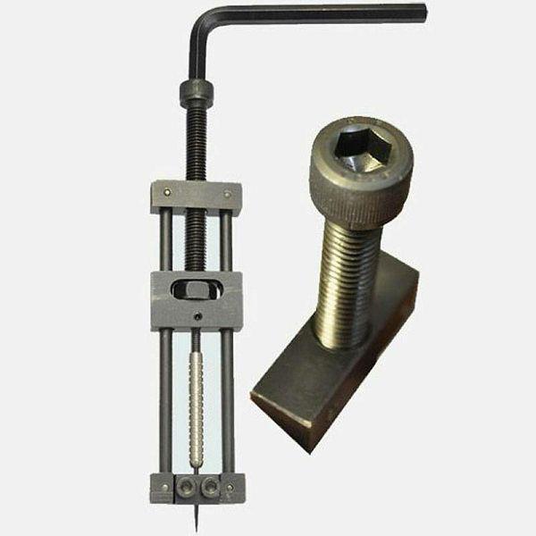 Designa alat za izmjenu metalnih špiceva