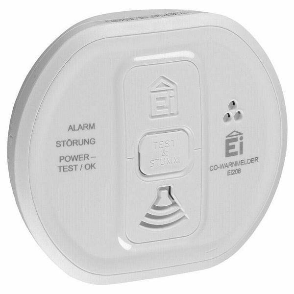 Detektor CO Ei Electronics Ei208