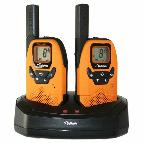 DeTeWe Outdoor 8000 Duo Case PMR
