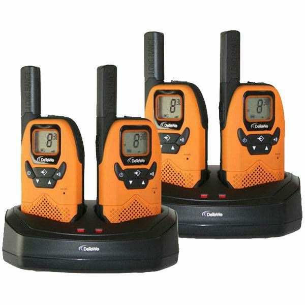 DeTeWe Outdoor 8000 Quad Case PMR