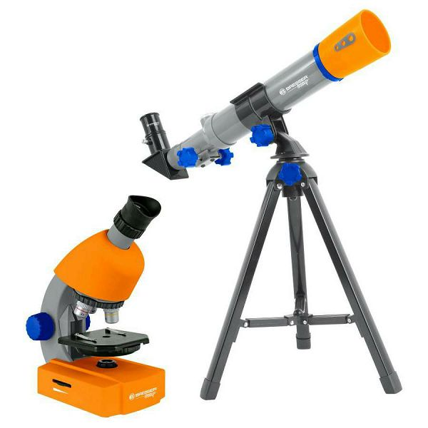 Junior Microscope & Telescope Set
