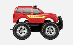 Dickie Fire Service Pick Up RC
