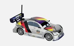 Dickie RC silver Max Cars2