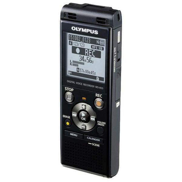 Diktafon Olympus WS-853 8GB Black