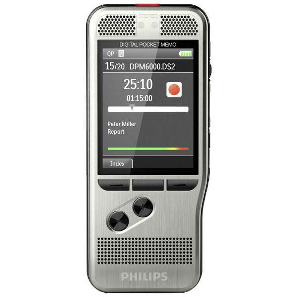 Diktafon Philips DPM 6000
