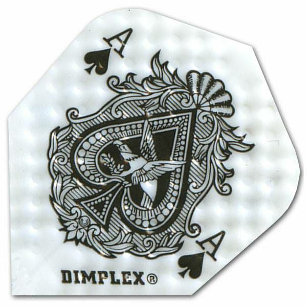 Dimplex Embossed Ace Of Spades