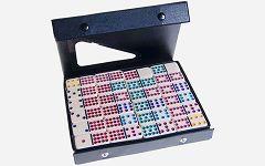 Domino u bojama dupli 12 - 91 komad