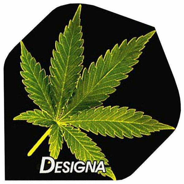 DSX Canabis Leaf Standard