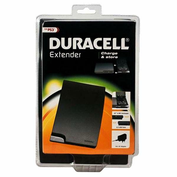 Duracell Extender PS3