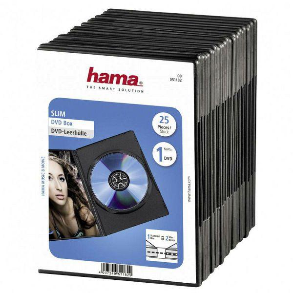 DVD kutije 25 komada 51182