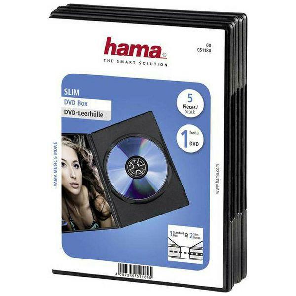 DVD kutije 5 komada 51180
