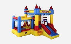 Dvorac Happy Bounce New Castle