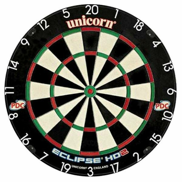 Eclipse® HD2 Dartboard