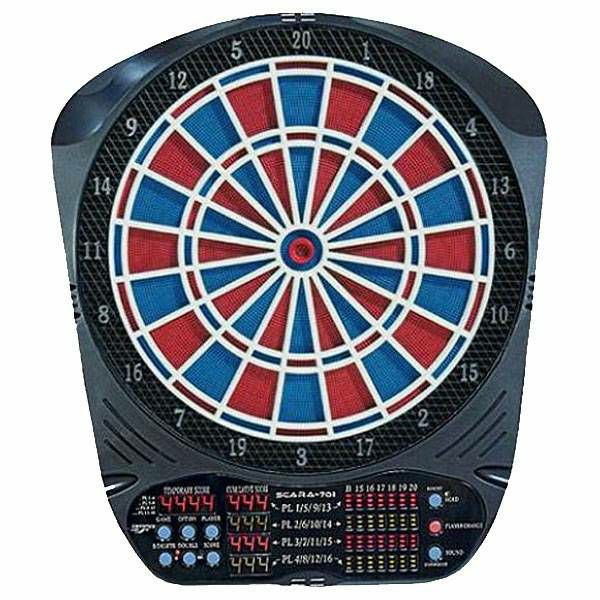 Electronic Dartboard Future 2
