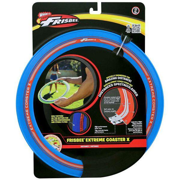 Extreme Coaster Frisbee Blue