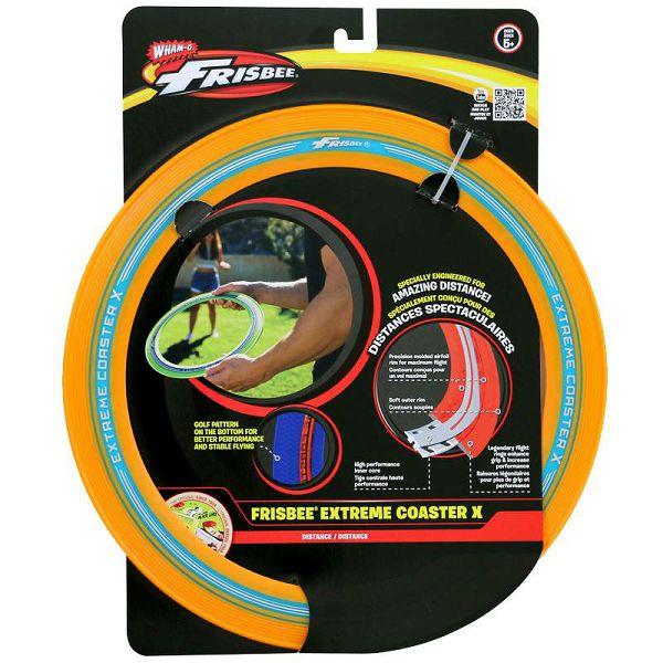 Extreme Coaster Frisbee Orange