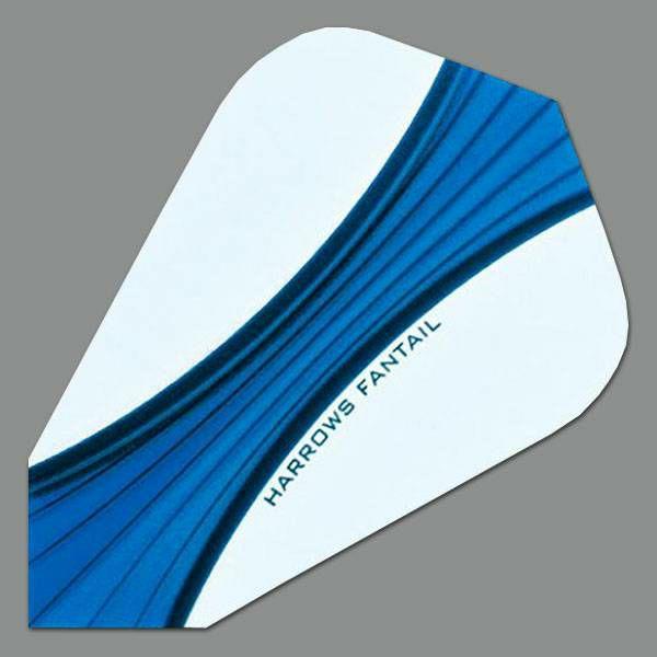 Fantail Blue Curve