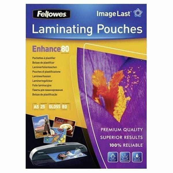 Fellowes ImageLast A5 80 25 komada