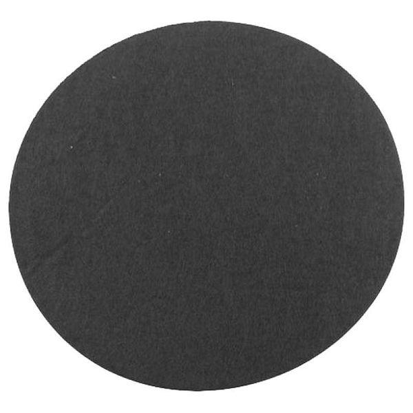 Felt Handle Black 8.7 cm
