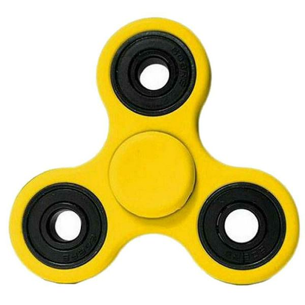 Fidget Spinner Pro Yellow