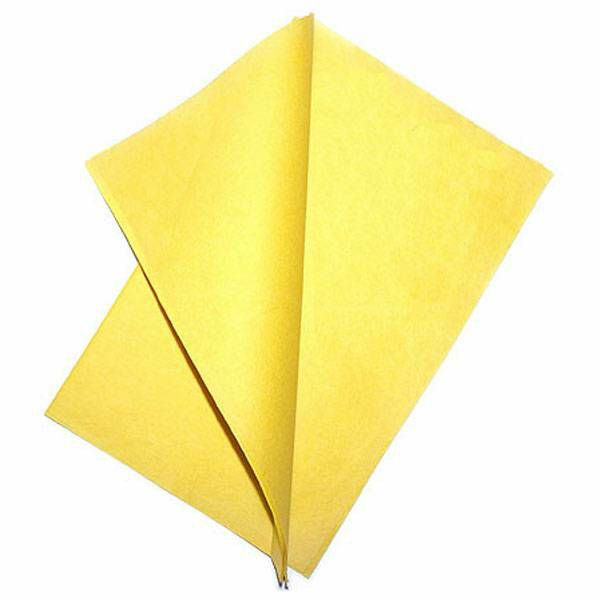 Flash paper 4x 20x25 Yellow