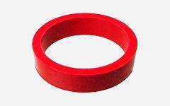 Fliper gumica SS Red 9,5 x 38,1 mm
