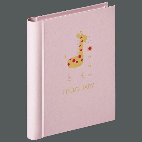 Foto album Baby Animal pink