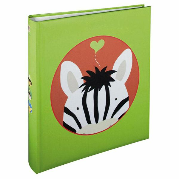 Foto album Jungle assorted Zebra 10x15/500