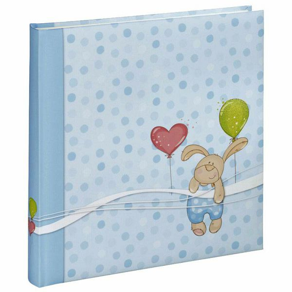 Foto album Little Rabbit Memo Blue 10x15/200