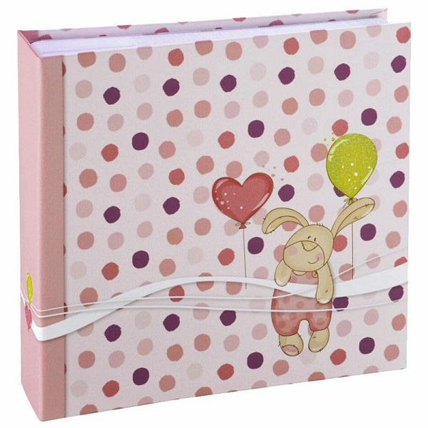 Foto album Little Rabbit Memo Pink 10x15/200