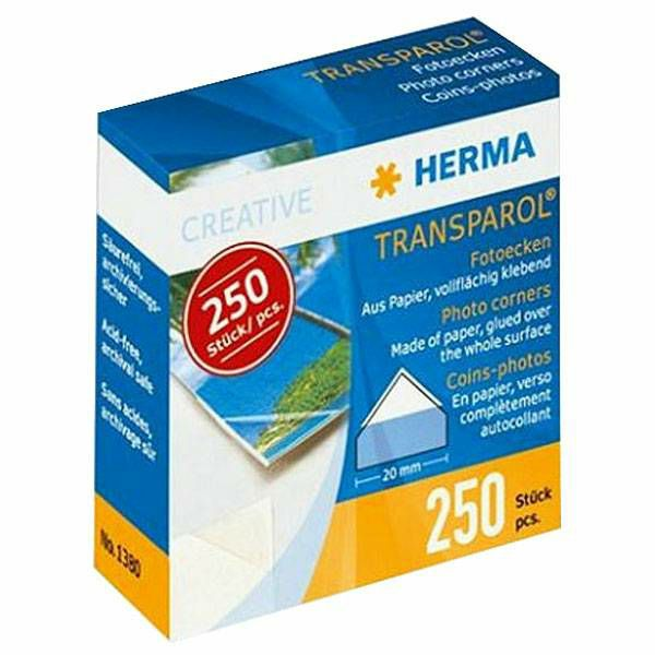 Foto samoljepivi kutnici Herma 250