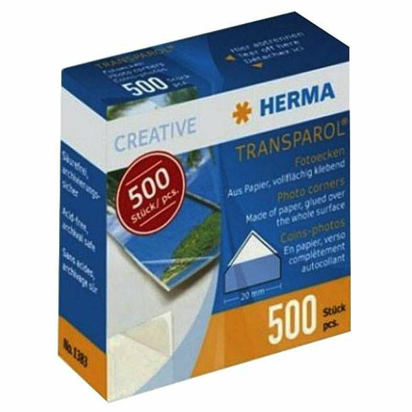 Foto samoljepivi kutnici Herma 500