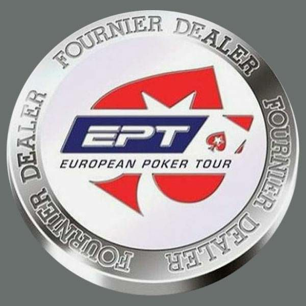 Fournier EPT Dealer Button