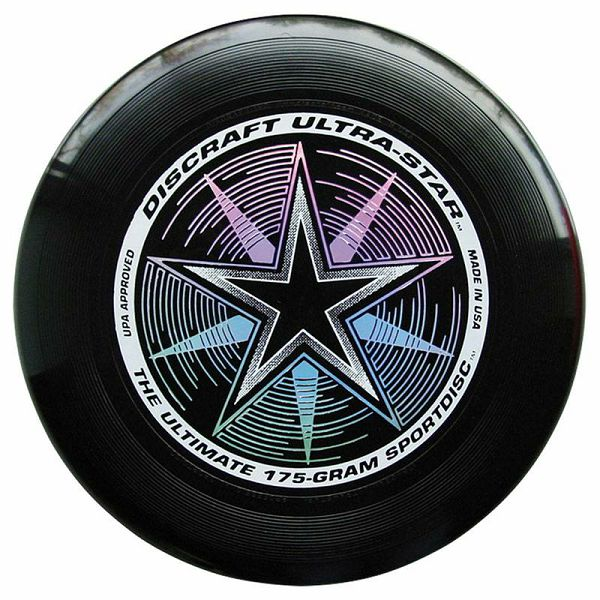 Frizbi Discraft ultra star black