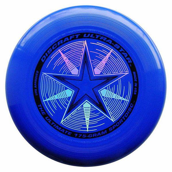 Frizbi Discraft ultra star blue