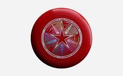 Frizbi Discraft ultra star red