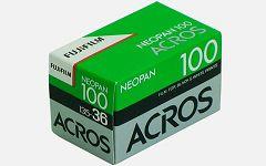Fujifilm Acros 100 135/36