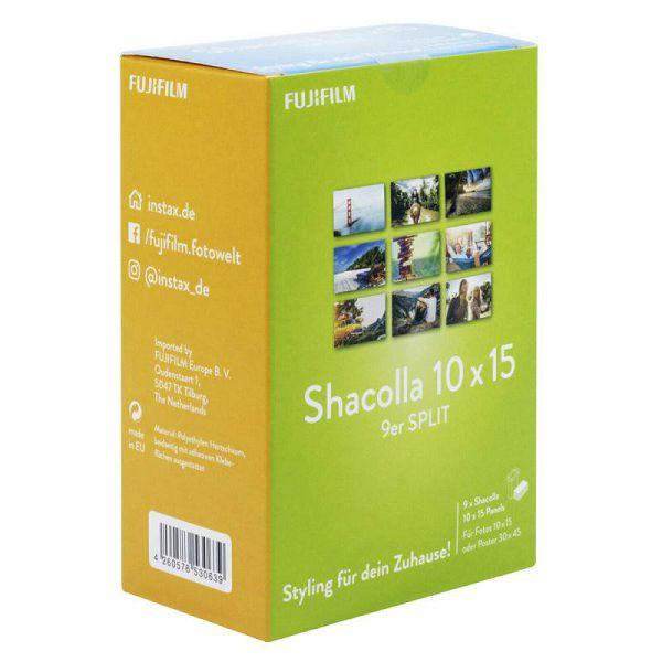 Fujifilm Shacolla 9-split 10x15