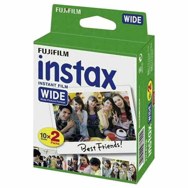 Fujifilm x2 Instax Film glossy New