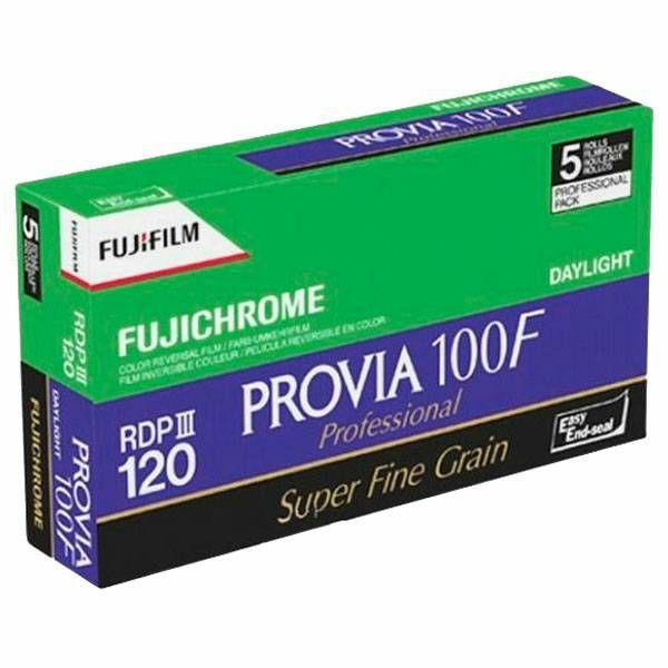 Fujifilm x5 Provia 100 F 120 New