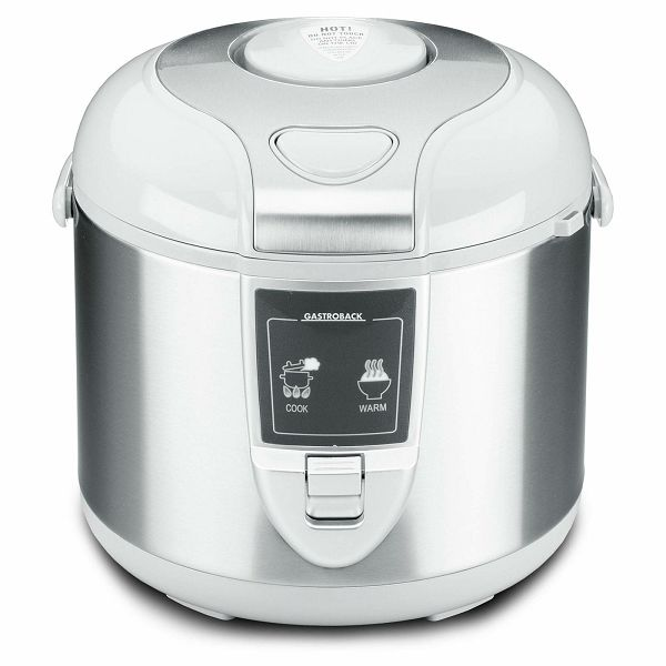 Gastroback Design Rice Cooker