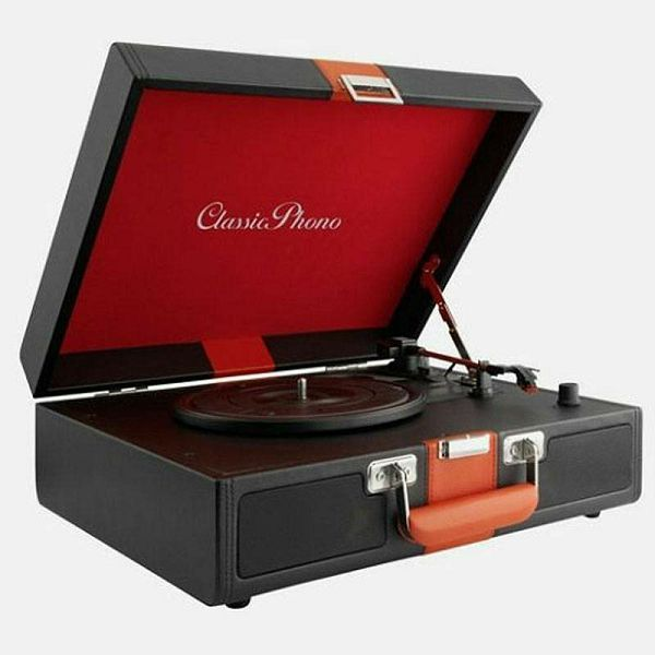 Gramofon Lenco TT-33 Black