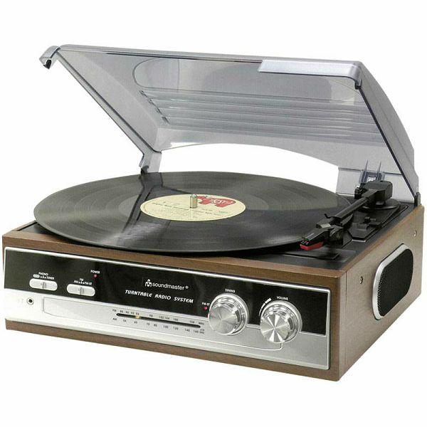 Gramofon Soundmaster PL186H Nostalgic