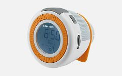Grundig Sonoclock 230 USB white/orange